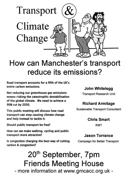 Transport & Climate Change